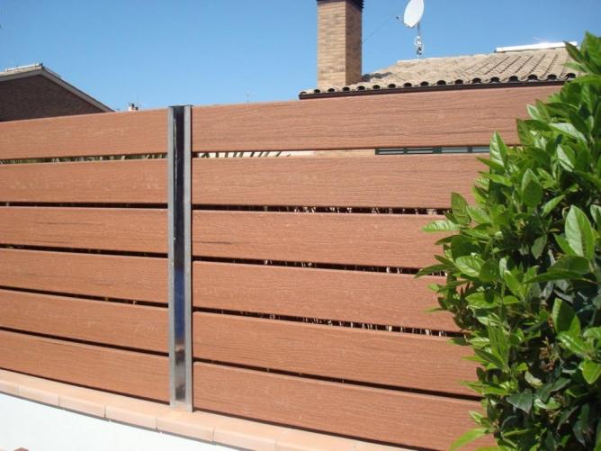 pergolas.Materiales: madera, sintetico, hierro, acero inoxidable y ...