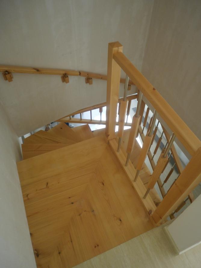Demadera pavimentos y reformas en madera - Escaleras de caracol barcelona ...